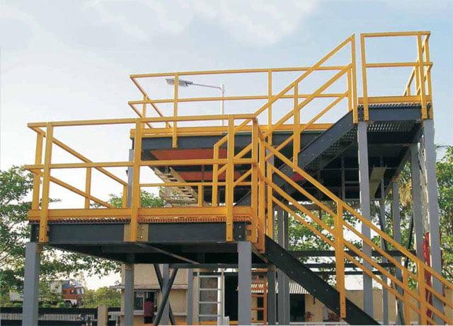 Fiberglass Structural Sections : Fiberglass sheet plate frp shapes by icomposite